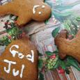 北欧の香り! God Jul cookies