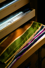 Kirin's kimono closet