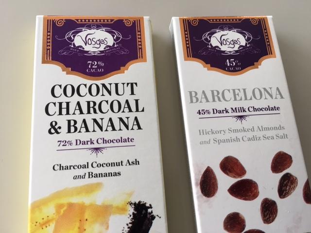 Vosges chocolate