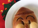 Santa sweet bread