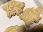 Jomon boar cookies