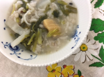 Nanakusa 7 herbs porridge