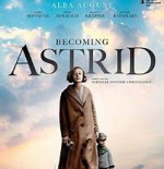 Becoming Astrid _poster