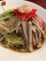 Japanese-Chinese cold noodle