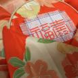福寿の刺繍 Long life and happiness