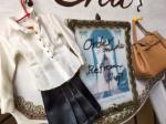 021219 Miniature dress and bag