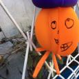 バルーンアート。 Halloween baloon