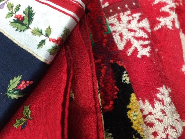クリスマスレッド。 Christmas red