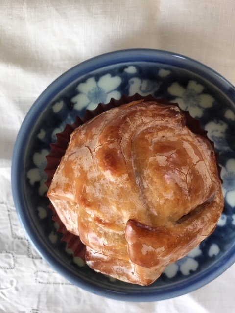 マロンパイ。 Marron pie by Atessouhaits